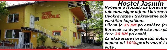 Hostel Jasmin Sarajevo